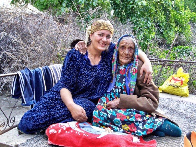 Women of Tajikistan