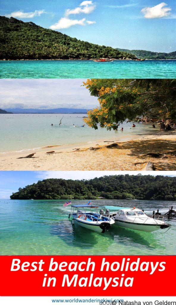 Best beach holidays in Malaysia