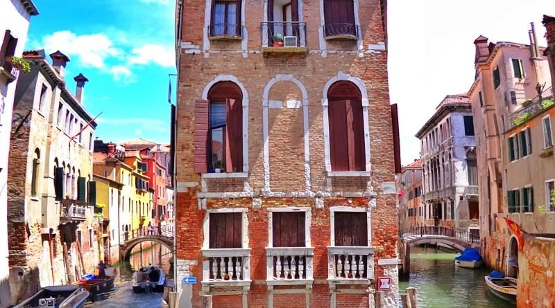Venice Venezia Ponte dei Conzafelzi