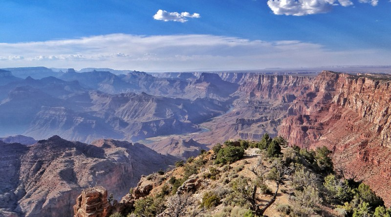 Grand Canyon Desert View USA