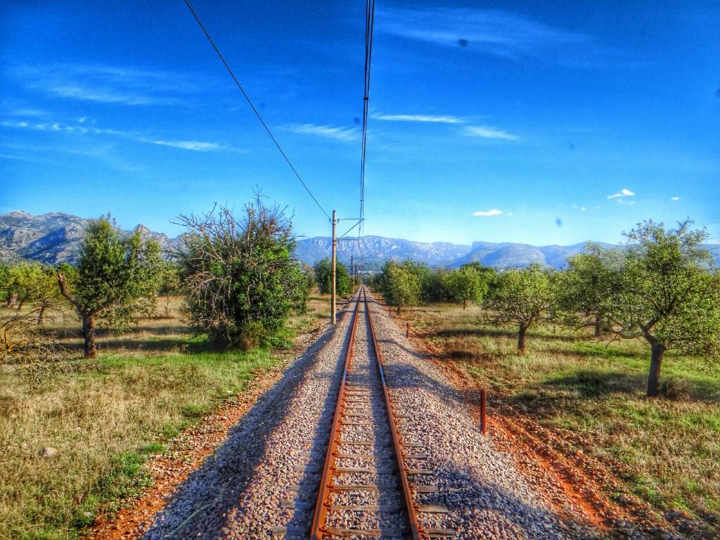 Train Italy Spain
