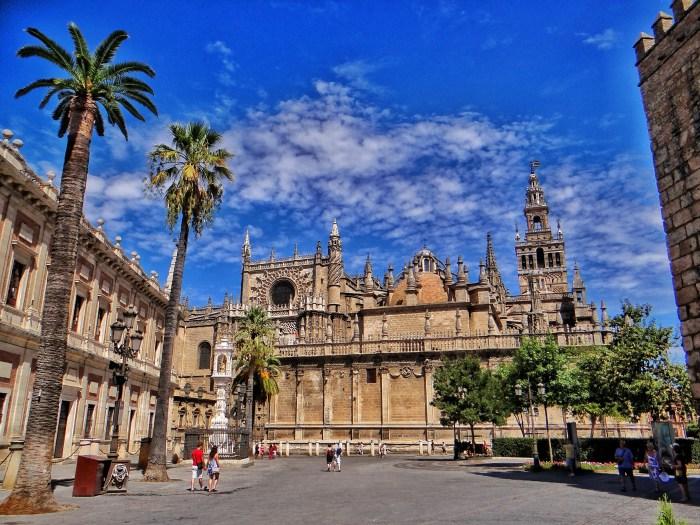 Cathedral Maria de la Sede, Sevilla