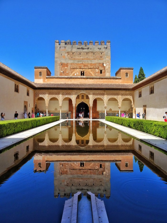 Alhambra Court of the Myrtles