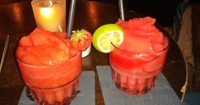 Antwerp Absinthbar cocktails
