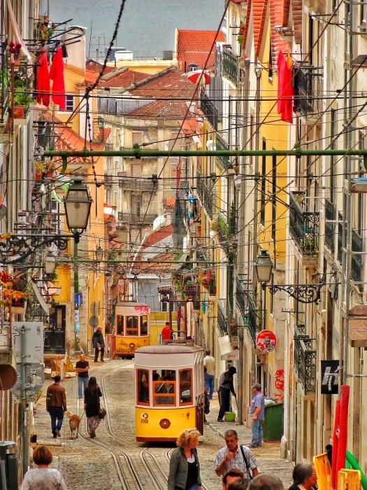 Lisbon Ascensor da Bica