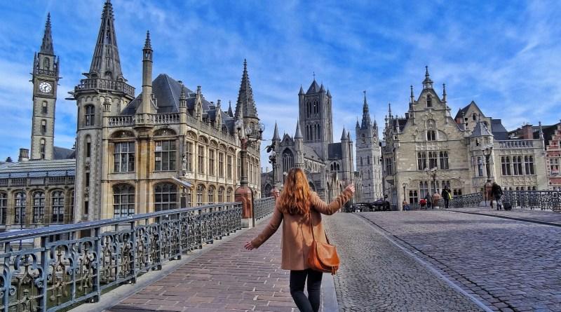 Gent Ghent Belgium