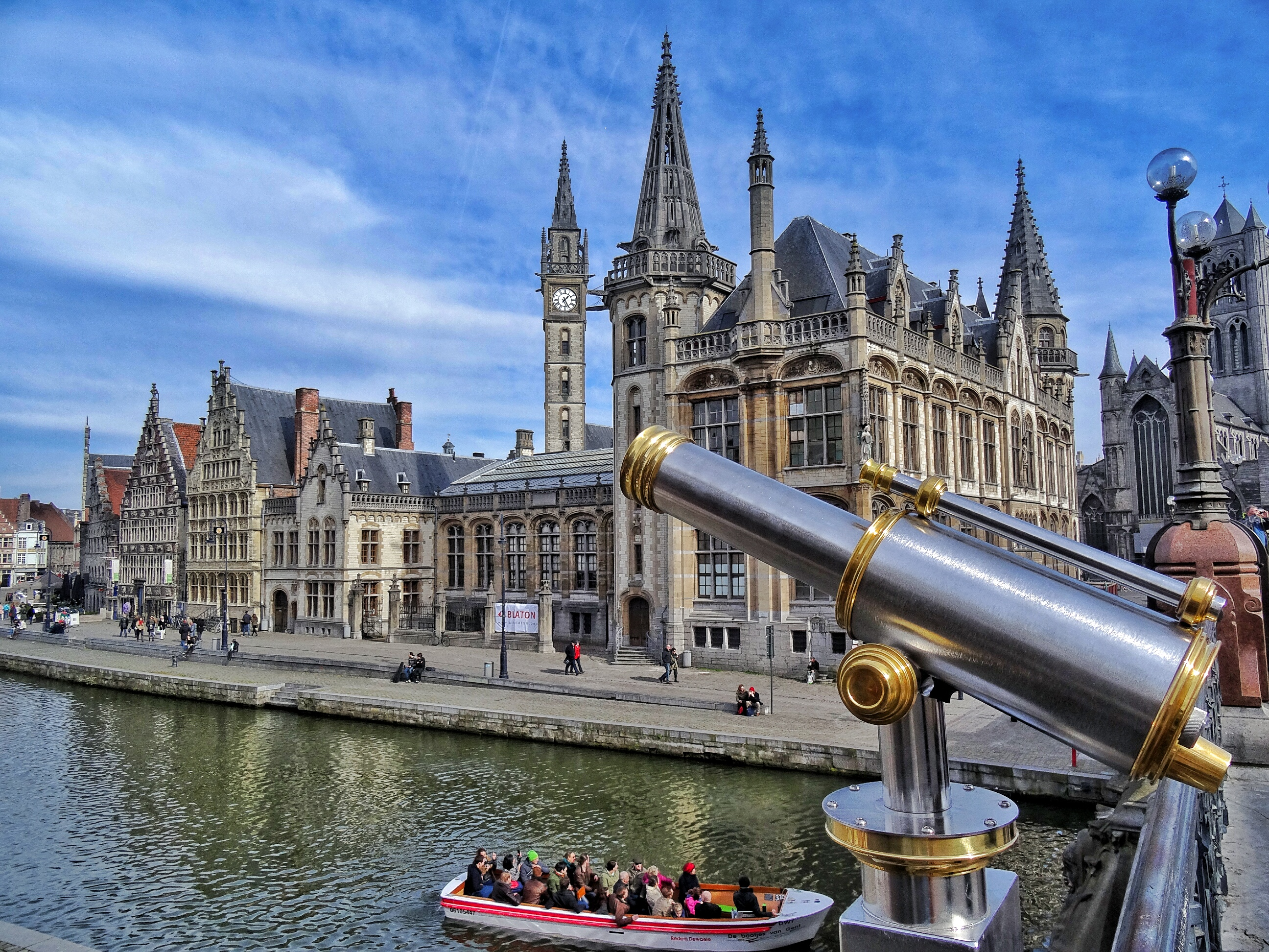 Explore: things you must do in Ghent – WORLD WANDERISTA