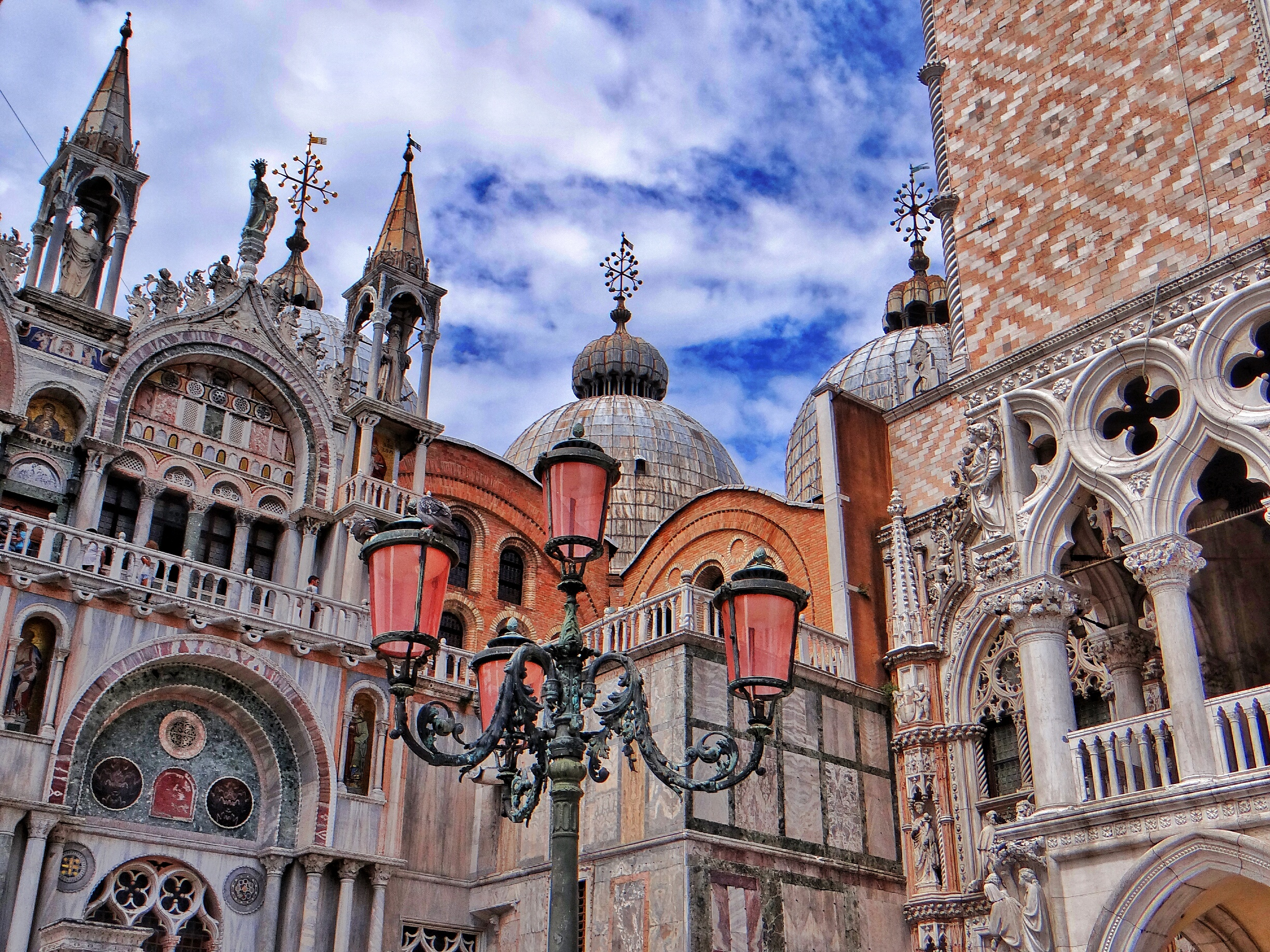 Venice In One Day Places You Must See Walking Map World - Venice san marco map