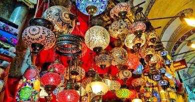 Free attractions Istanbul Grand Bazaar