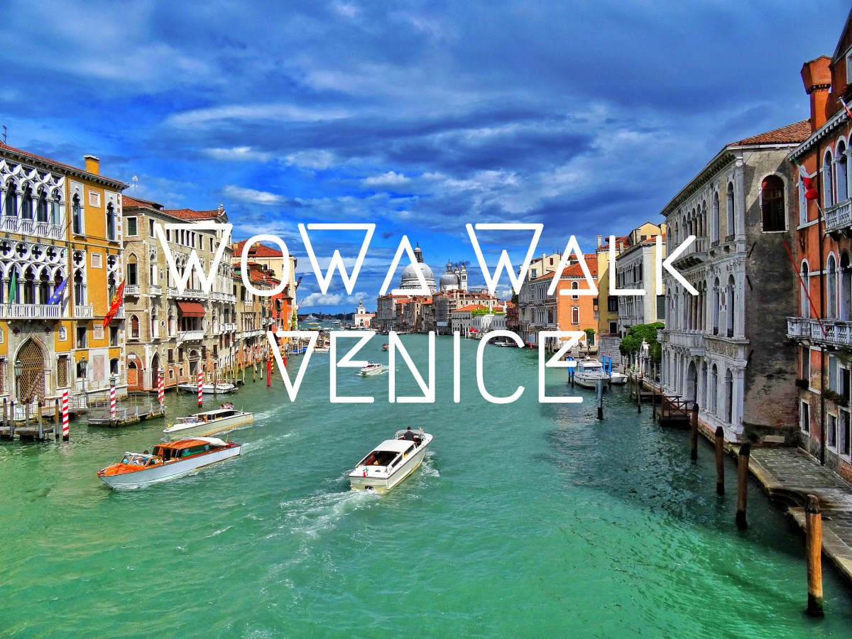 One day in Venice: places you must see | Walking map