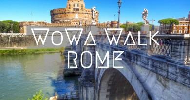 Walk Rome One Day
