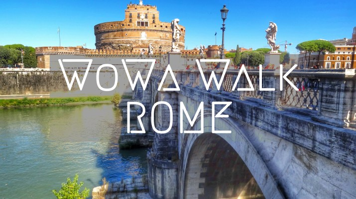 Walk Rome One Day