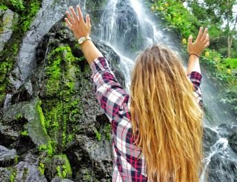 Parque Natural da Ribeira dos Caldeiroes Sao Miguel Azores