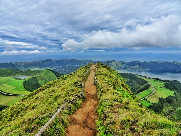 Sete Cidades Sao Miguel Azores