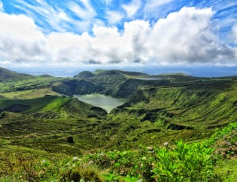 The Azores Flores video