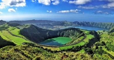 quick guide Sao Miguel Azores Sete Cidades