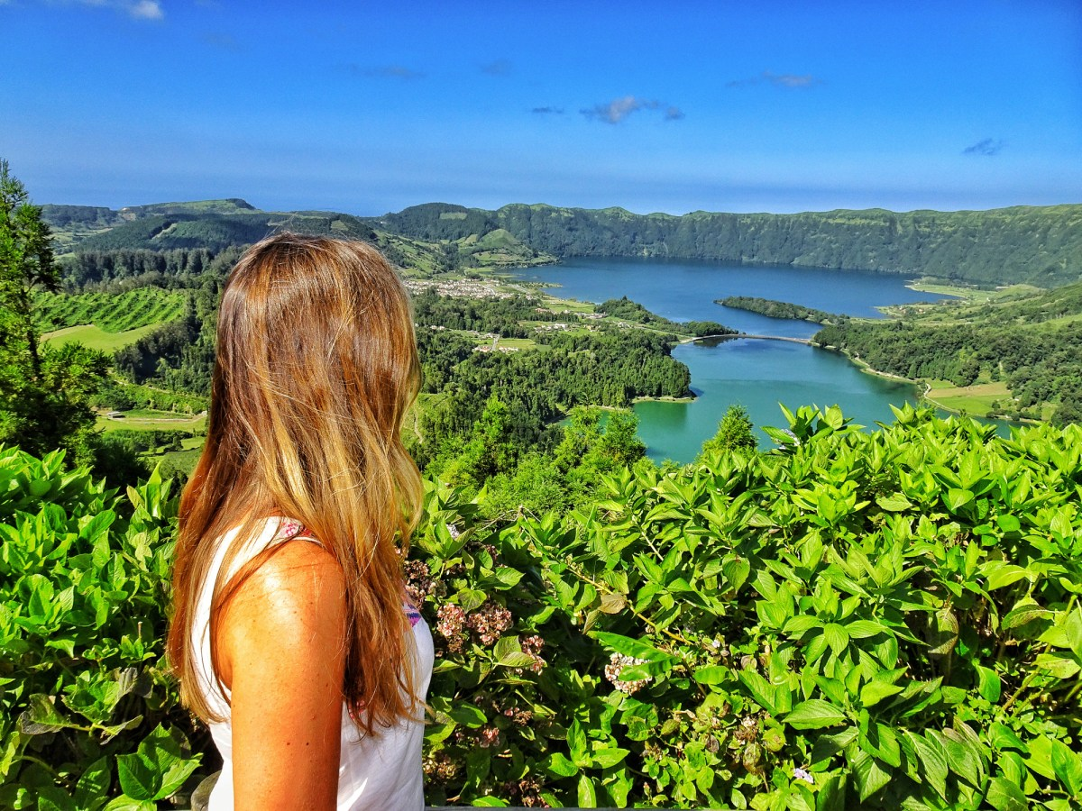 Lakes you must see at the Azores