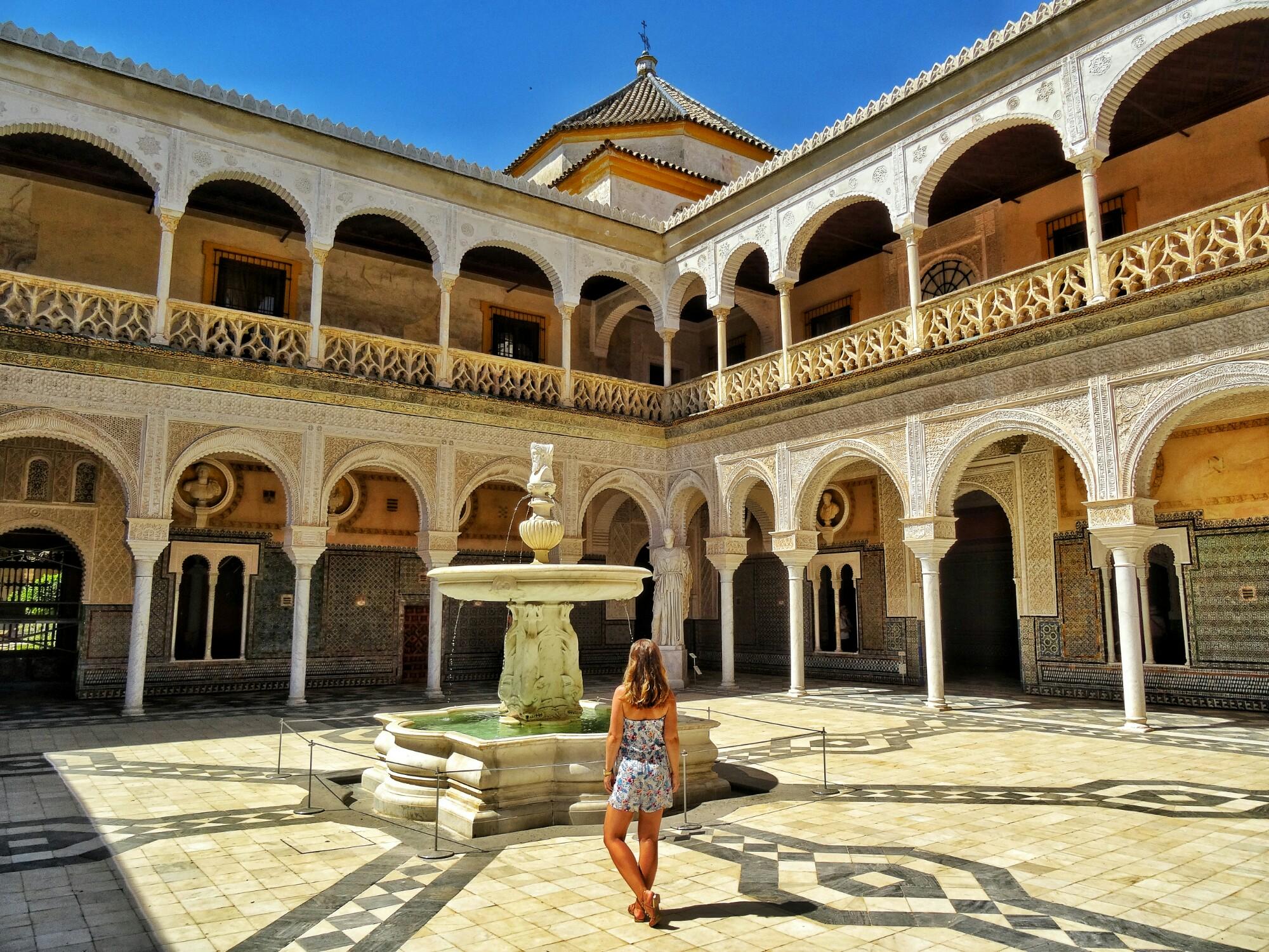 Casa De Pilatos A Tour Of The Most Magnificent House In