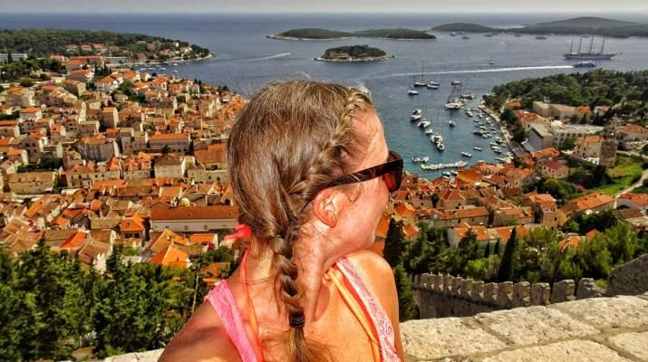 boat trip croatia hvar