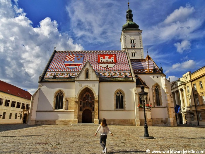 Croatia roadtrip Zagreb