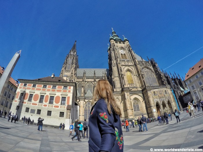 Prague bucket list castle