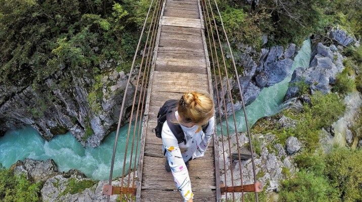 one day in Bovec