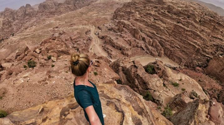 Petra Jordan High Place of Sacrifice