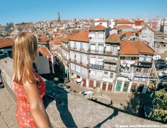 VIDEO: Porto explorations and wine tasting
