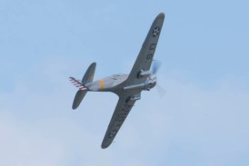 Curtiss P-36C (3) Flying Legends 2015