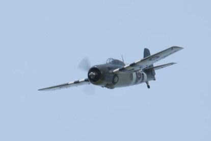Grumman FM-2 Wildcat G-RUMW Flying Legends 2015 - 01