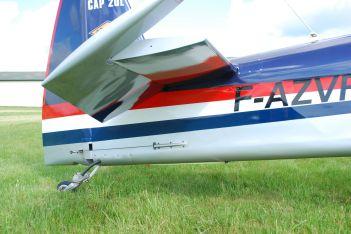 Mudry CAP 20 F-AZVR 0042