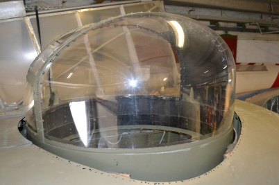 B-25 Michell BAPA dorsal turret (Photo BAPA) 1