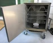 electric smoker racks