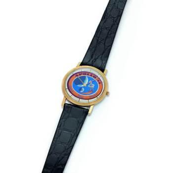 "Christie's reveals ""The Vacheron Constantin Apollo 14 for Edgar Mitchell timepiece"""