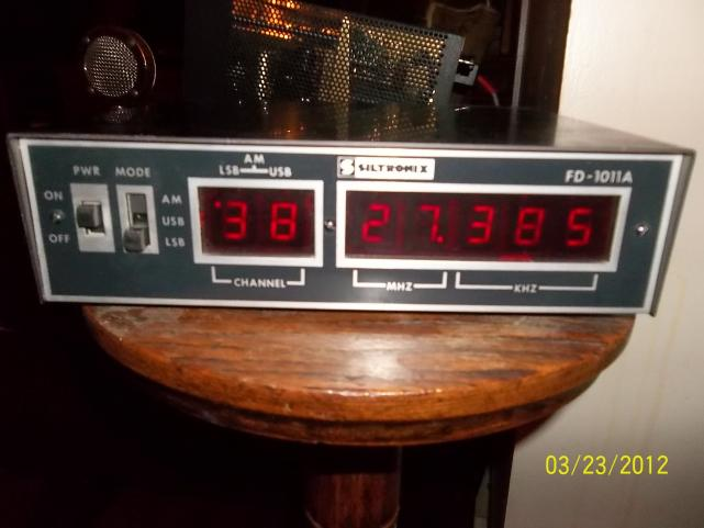 Photo Siltronix Fd A Frequency Counter In The Album
