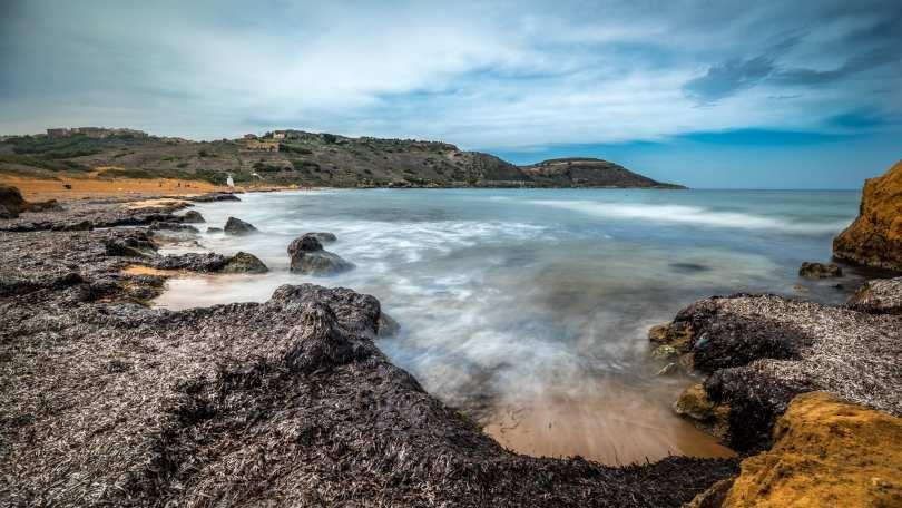 Ramla bay - Gozo Malta - Seascape travel photography Giuseppe Milo