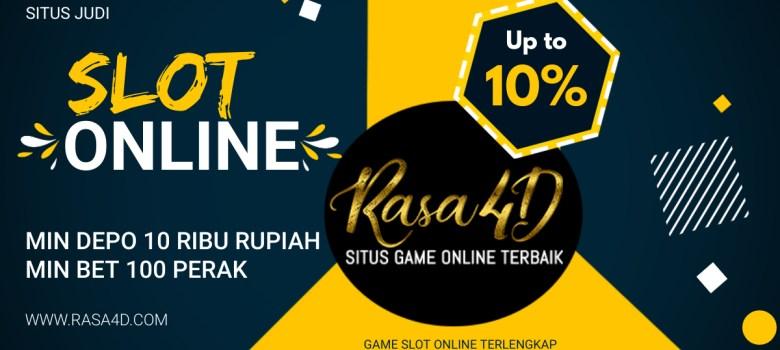 Main Slot Modal 10Ribu Min Bet 100 Perak Game Terlengkap