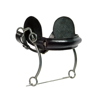 Continental Hackamore - Stainless Steel