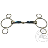 Snaffle 3 Ring