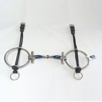 Elliptical T Bar Big Ring Gag