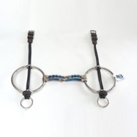 Reversible Barrie Big Ring Gag