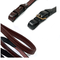 Plain Leather Reins