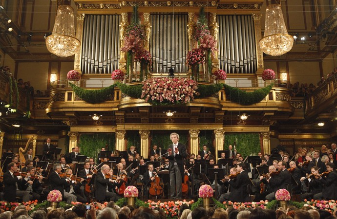 Vienna New Year s Eve Concert Tickets 2018 Musikverien Great Hall
