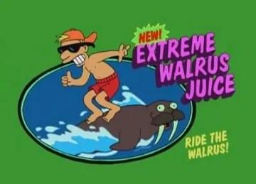 Ride the Walrus!