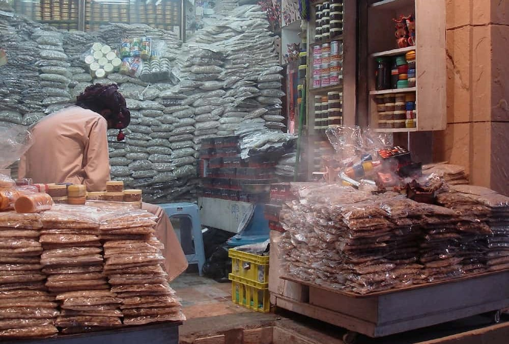 Visiting Muttrah and its Souk, a Traditional Market in Muscat, Oman