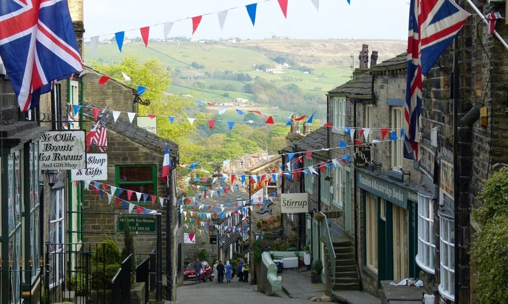 Exploring the Landscape that Inspired the Brontës: Haworth, West Yorkshire