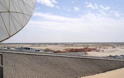 Eco-City in the Desert: a Visit to Masdar, UAE