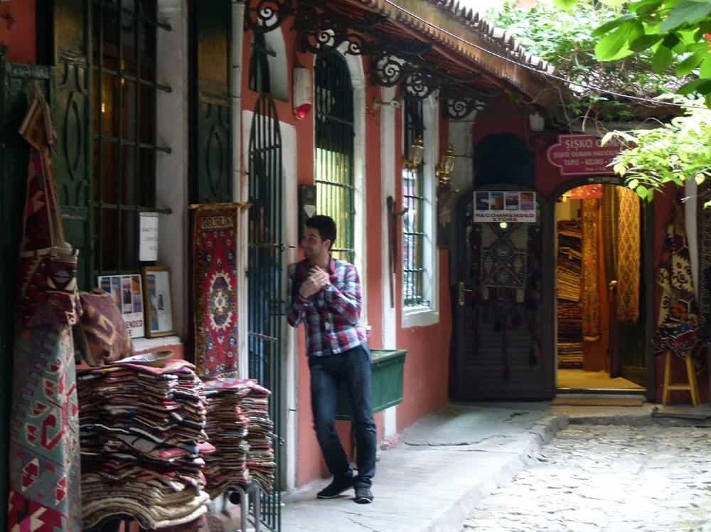 Zincirli Han, Grand Bazaar, Istanbul