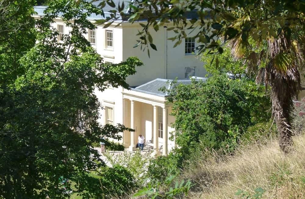 Greenway House, Devon