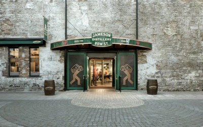 How I Learnt to Love Irish Whiskey – at the Jameson Distillery Bow Street, Dublin